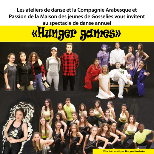 Grand Spectacle 2018 - Hunger Games